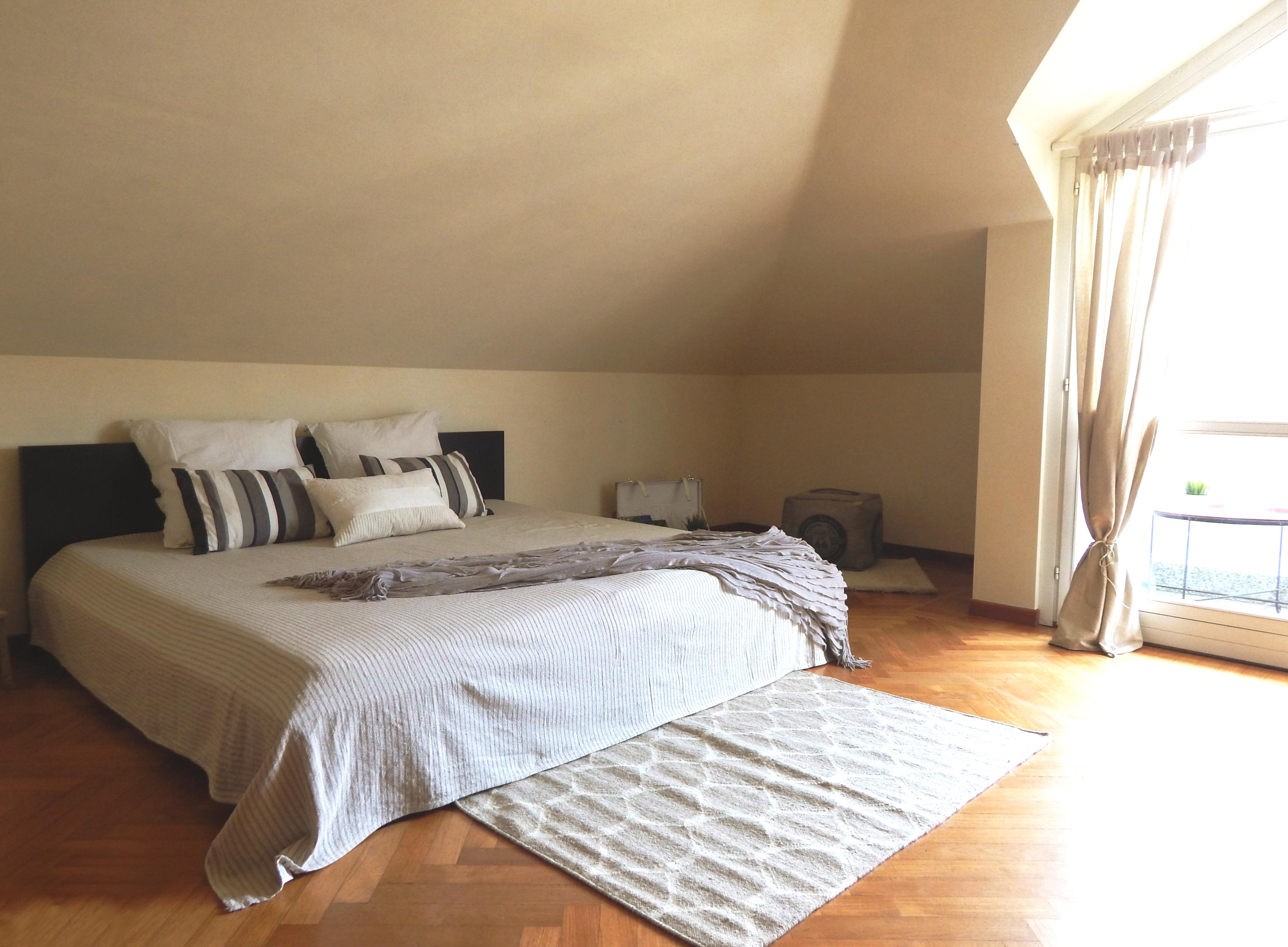 5 – home staging camera da letto 2 torino