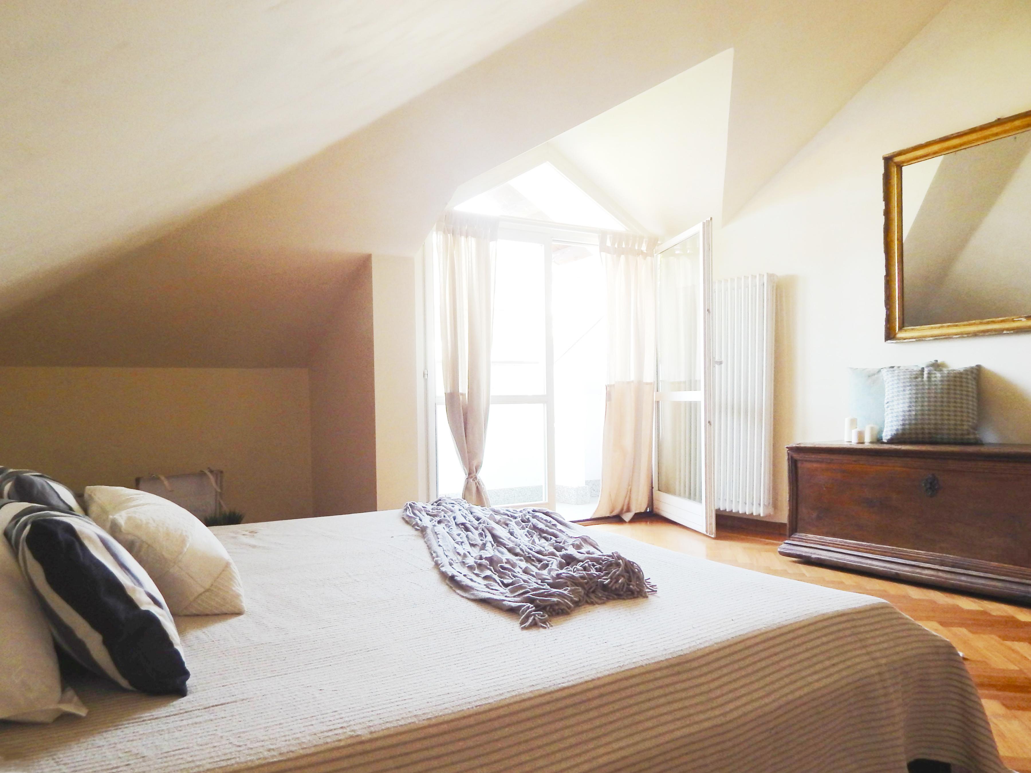 6 – home staging camera da letto torino