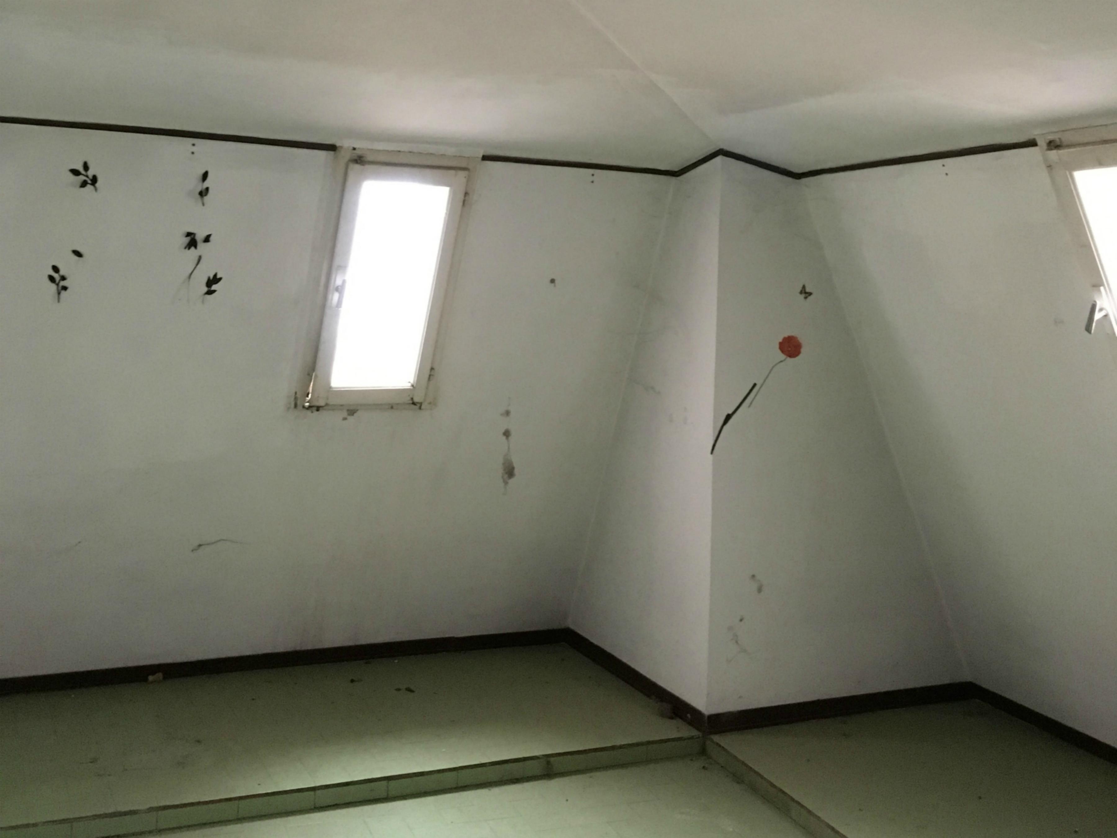C camera da letto prima degli interventi