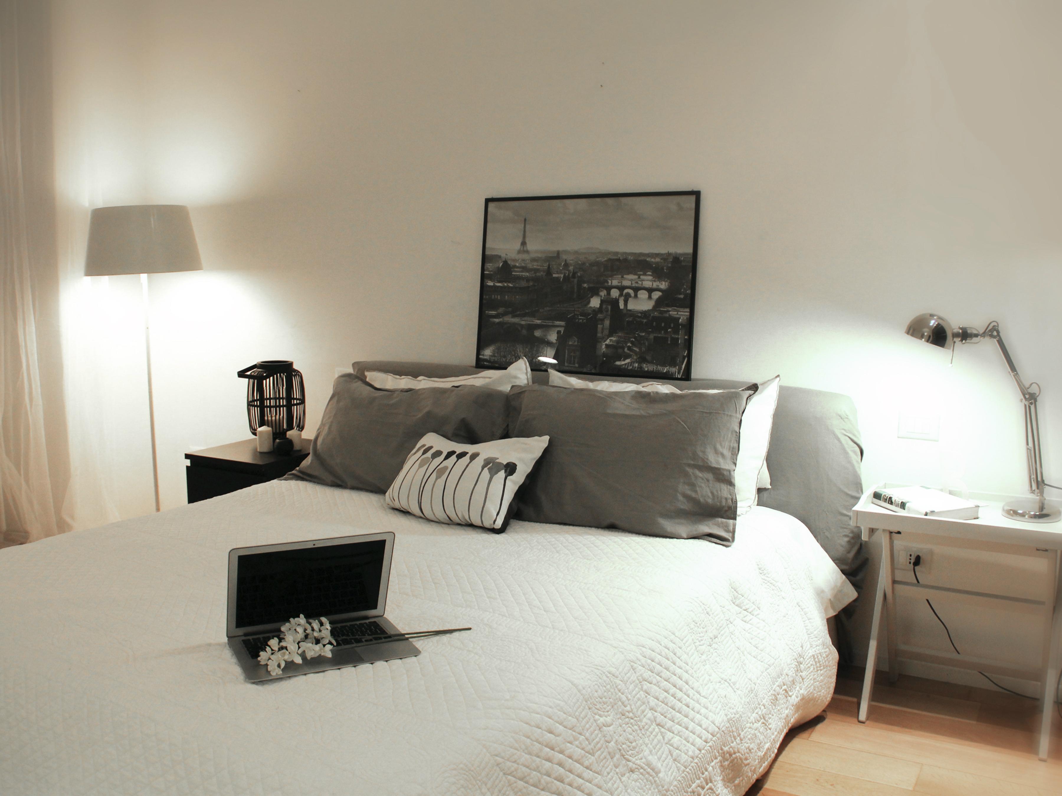 Camera doppia airbnb dopo l'intervento